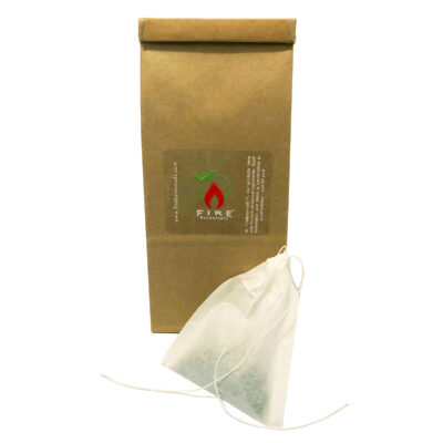 Tea Bag and Packaging
